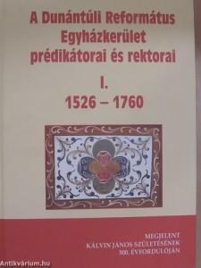 koblos-jozsef-kranitz-zsolt-a-dunantuli-reformatus-egyhazkerulet-predikatorai-es-rektorai-i-cd-vel-13781054-nagy