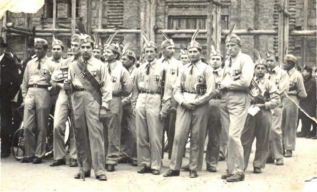 Leventezenekar az 1930-as években, Pala Károllyal az élen
