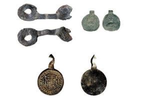 A 15–17. századi távolsági textilkereskedelem régészeti emlékei Pápán (a Szélesvíz 2016 III/2 melléklete)