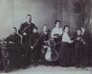 Nemzeti és egyházi ünnepeken is felcsendültek Gáty Zoltán szerzeményei